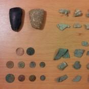 Συλλήψεις για κατοχή αρχαιοτήτων σε Πέλλα και Αγία Μαρίνα Ημαθίας