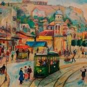 «Έλληνες και Κύπριοι ναΐφ ζωγράφοι» στο Σισμανόγλειο Μέγαρο