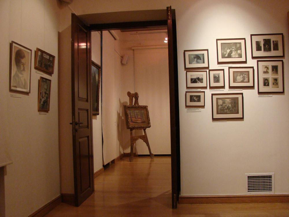 Φωτογραφίες Σ. Λασκαρίδου, Δημοτική Πινακοθήκη Καλλιθέας