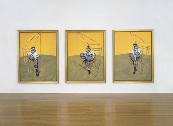 Το ζωγραφικό τρίπτυχο του Φράνσις Μπέικον «Τρεις μελέτες του Λούσιαν Φρόιντ» πουλήθηκε από τον οίκο Christie's έναντι του ποσού των 142,4 εκατ. δολαρίων.