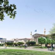«Πράσινο φως» στη μελέτη για την ανάπλαση της οδού Πανεπιστημίου από το ΚΑΣ