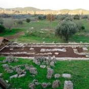 Συνεχίζεται η αποκατάσταση του Ιερού του Θέρμιου Απόλλωνα