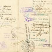 Διαβατήρια, άδειες και πάσα από τις συλλογές του ΕΛΙΑ