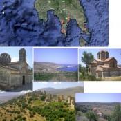 Δίκτυα πολιτιστικών διαδρομών βυζαντινής Μάνης