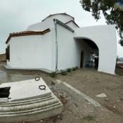 Αναστηλώθηκε ναός του 16ου αιώνα στο χωριό Τραχώνι, στα κατεχόμενα