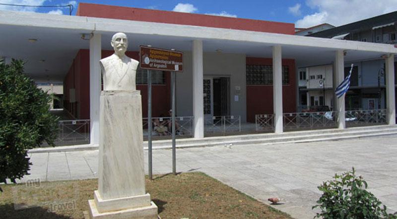 Το Αρχαιολογικό Μουσείο Αργοστολίου.