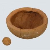 Μια πήλινη κουδουνίστρα από την Άρτα