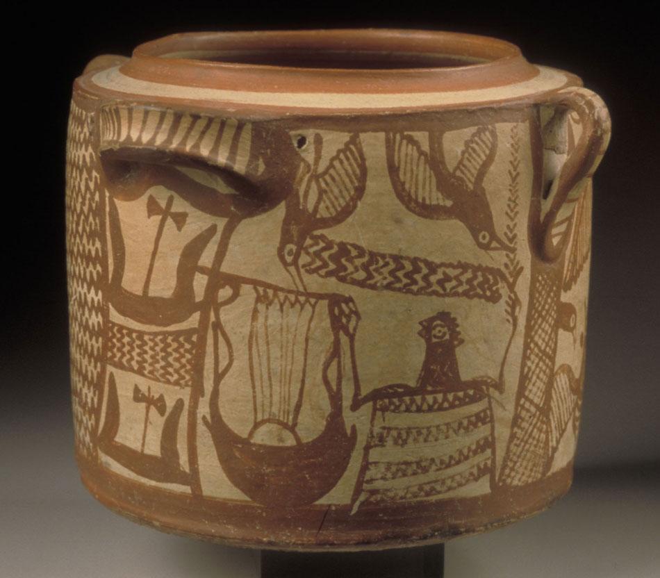Από τη μινωική εγκατάσταση στην πόλη των Χανίων (αρχαία Κυδωνία). Πηγή: Φωτογραφικό αρχείο ΚΕ΄ Εφορείας Προϊστορικών και Κλασικών Αρχαιοτήτων (φωτ. ΑΠΕ-ΜΠΕ).
