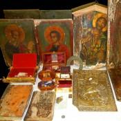 Συλλήψεις για διακίνηση εκκλησιαστικών θησαυρών