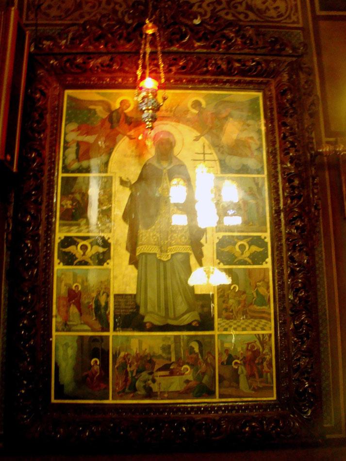 Εικ. 7. Αγία Βαρβάρα, ναός Αγίου Δημητρίου Ψυχικού.