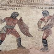 Mονοπάτι για την ανάδειξη του αρχαιολογικού χώρου Κουρίου