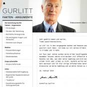 Ο Κορνέλιους Γκούρλιτ απέκτησε ιστότοπο