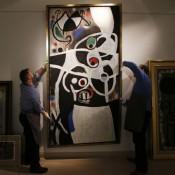 Ακυρώθηκε η δημοπράτηση 85 έργων του Χουάν Μιρό