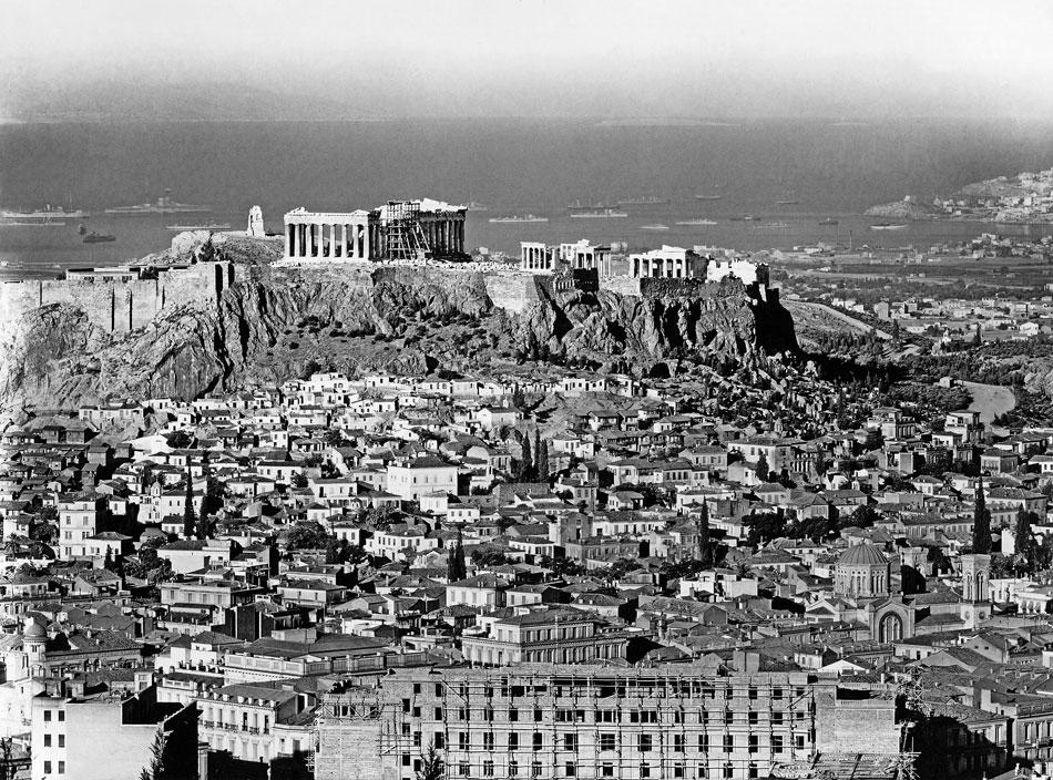 Εικόνα από το βιβλίο του καθηγητή Αλέξανδρου Παπαγεωργίου-Βενετά με τίτλο «Ελλάδος Έπαινος».