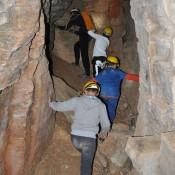 «Μικροί Σπηλαιολόγοι» στο Μουσείο Φυσικής Ιστορίας Βόλου