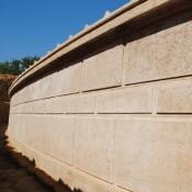 Η εξέλιξη της ανασκαφής του μνημειακού περιβόλου στην αρχαία Αμφίπολη