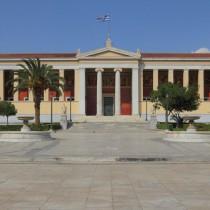 Το πανεπιστήμιο Αθηνών μας ξεναγεί στην Αθηναϊκή Τριλογία