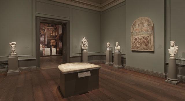 Η έκθεση «Ουρανός και Γη. Η τέχνη του Βυζαντίου από ελληνικές συλλογές» θα μεταφερθεί στη Βίλα Γκετί στο Λος Άντζελες.