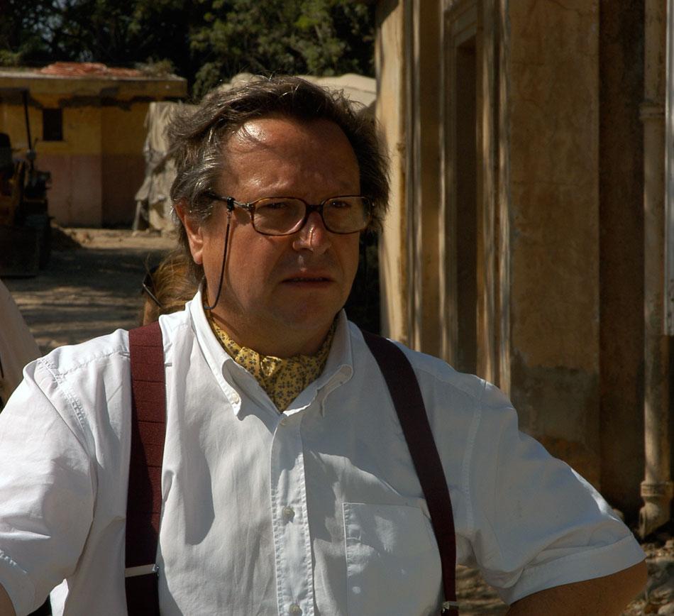 Ο αρχαιολόγος Ζαν Υβ Αμπερέρ (φωτ. ΑΠΕ-ΜΠΕ).