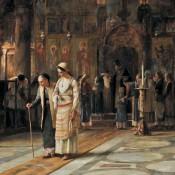 Πινακοθήκη Λεβέντη, η πρώτη με πίνακες από την ευρωπαϊκή ιστορία της τέχνης
