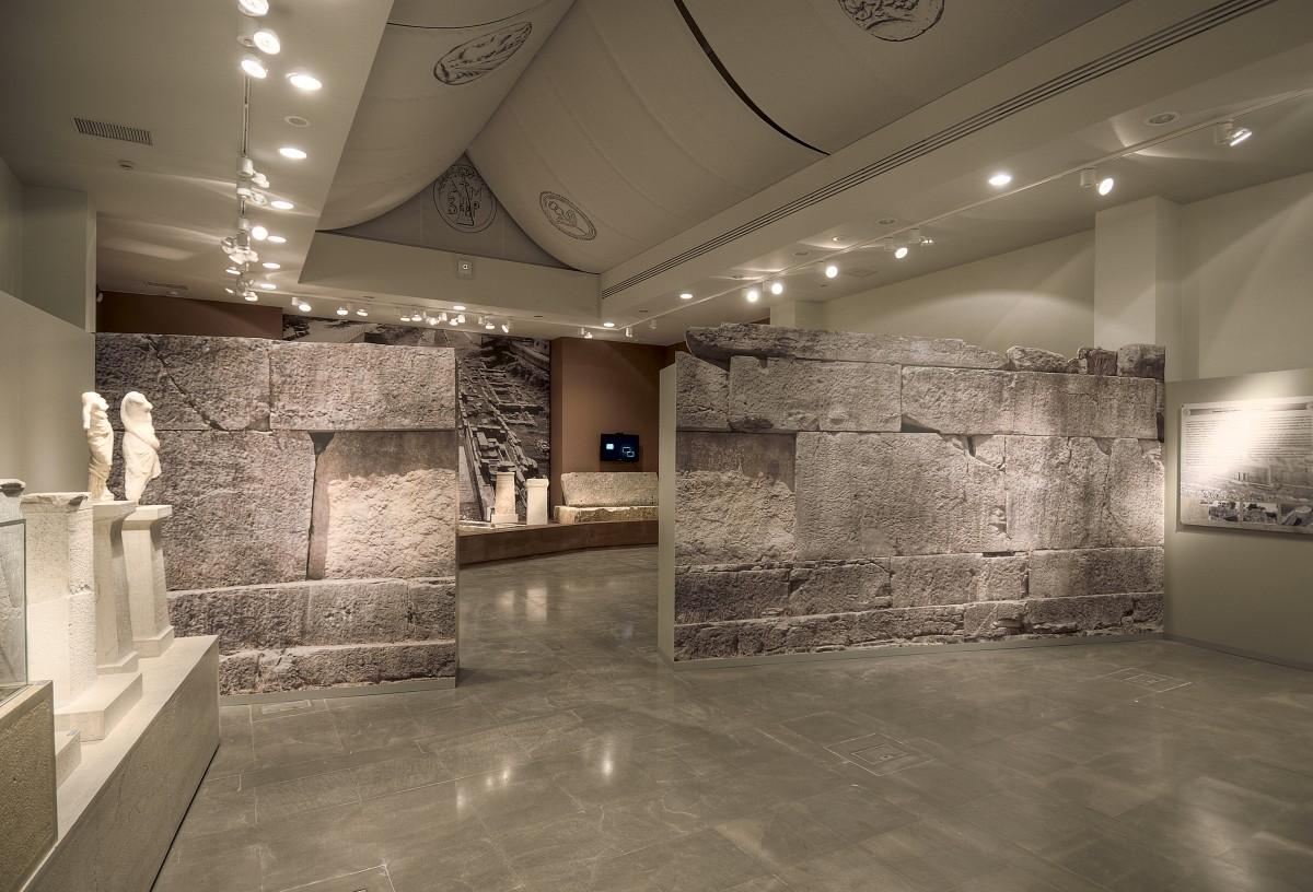Δημόσιος βίος, Αρχαιολογικό Μουσείο Άρτας