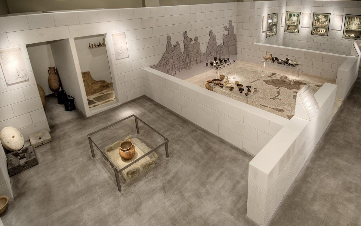 «Οίκος», Αρχαιολογικό Μουσείο Άρτας