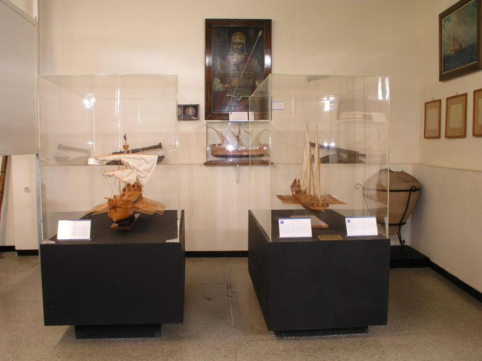 Εικ. 15. Άποψη αίθουσας του Μουσείου.