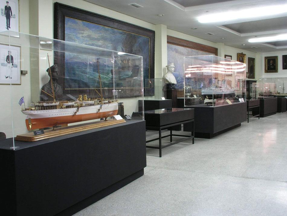 Εικ. 17. Άποψη αίθουσας του Μουσείου.