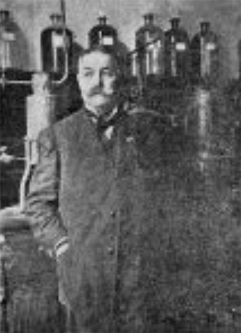 O Όθων Α. Ρουσόπουλος.