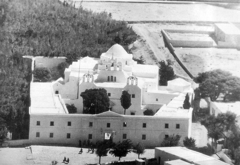 Η Παναγία Καταπολιανή, ή Εκατονταπυλιανή, της Πάρου.