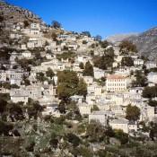 Αρχαία Αθαμανία – Βυζαντινό Τζεμέρνικο – Νεότερα Τζουμέρκα