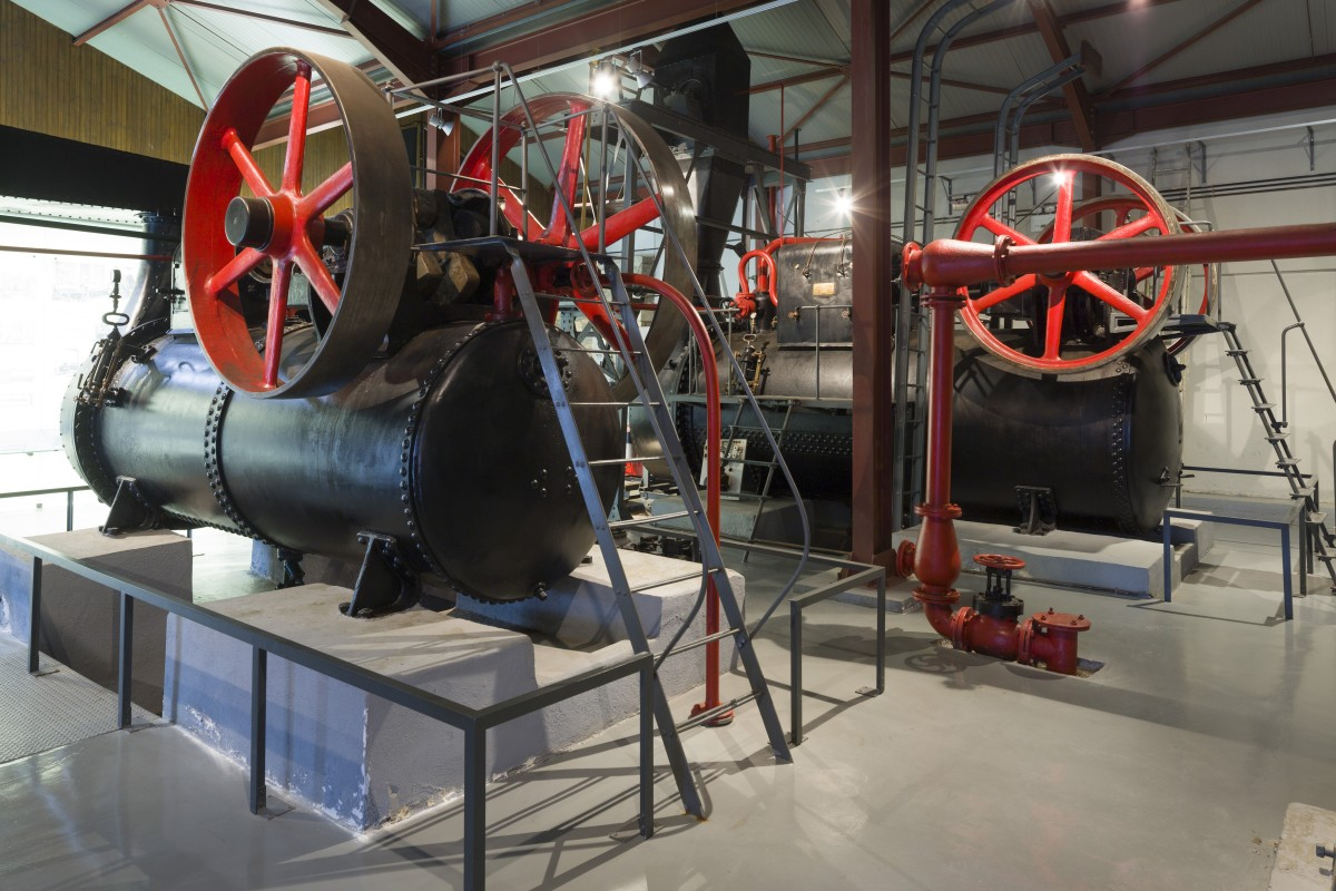 Ατμολέβητες, Μουσείο Πλινθοκεραμοποιίας