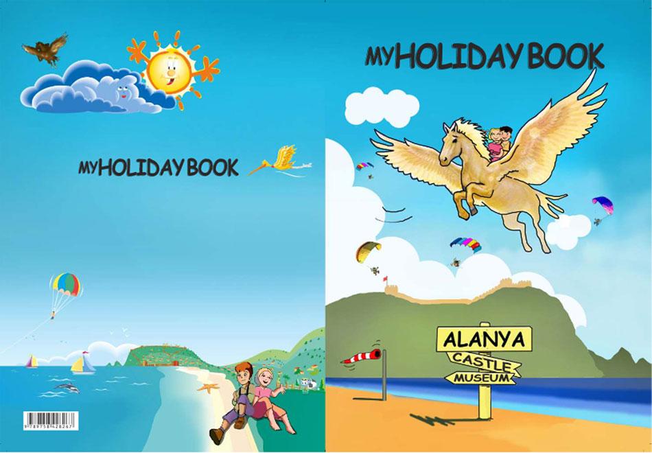 Παιδικό βιβλίο δραστηριοτήτων και πληροφόρησης για τα αρχαία της Αλάνυα, έκδοση του μουσείου της περιοχής.