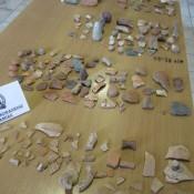 Σύλληψη για κατοχή αρχαίων αντικειμένων στη Λαμία