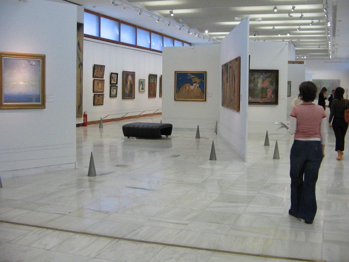 Εικ. 10. Εθνική Πινακοθήκη.