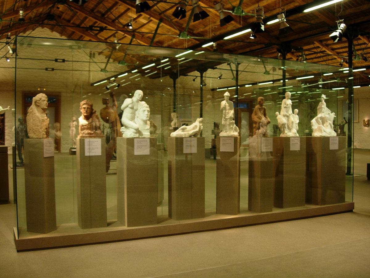 Εικ. 13. Εθνική Γλυπτοθήκη.