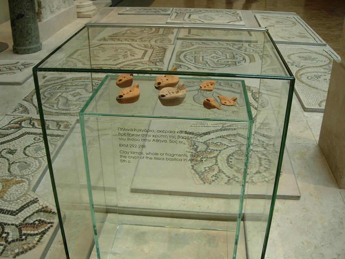 Εικ. 3. Βυζαντινό και Χριστιανικό Μουσείο.