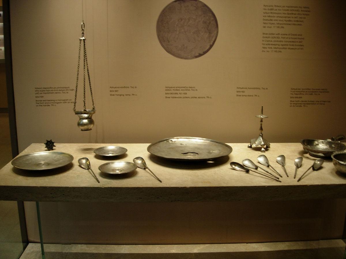 Εικ. 4. Βυζαντινό και Χριστιανικό Μουσείο.