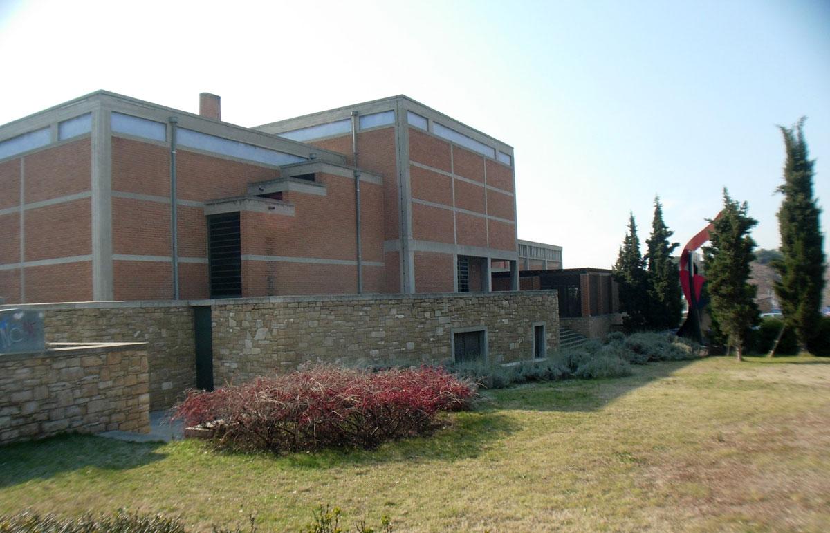 Εικ. 5. Το Μουσείο Βυζαντινού Πολιτισμού του Κυριάκου Κρόκου.