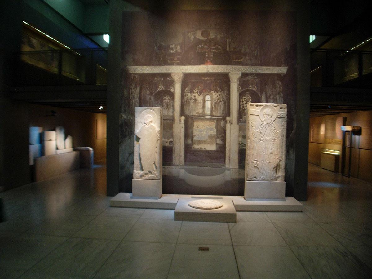 Εικ. 6. Μουσείο Βυζαντινού Πολιτισμού.