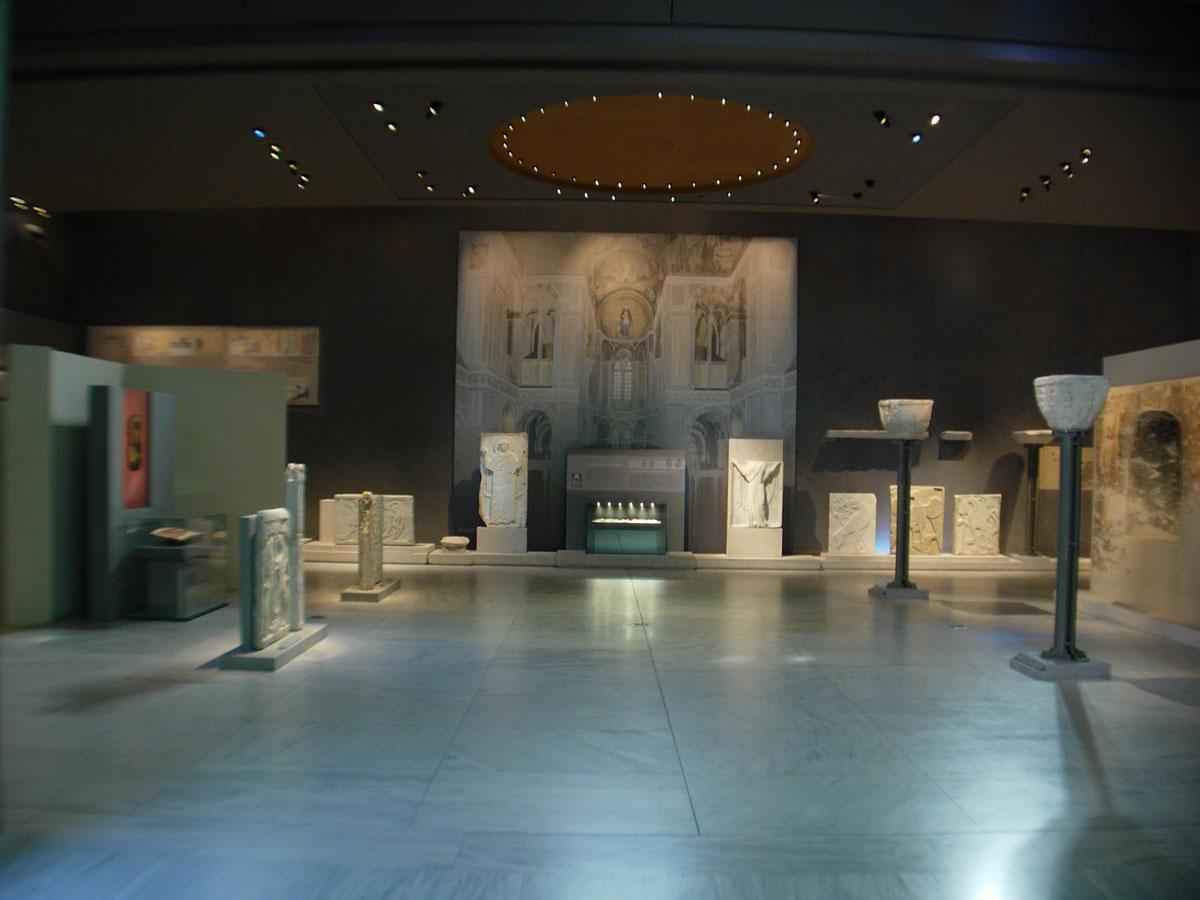 Εικ. 8. Μουσείο Βυζαντινού Πολιτισμού.