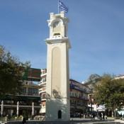 Μνημείο ο Πύργος του Ρολογιού στην Ξάνθη