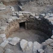 Θολωτός μυκηναϊκός τάφος εντοπίστηκε στην Άμφισσα