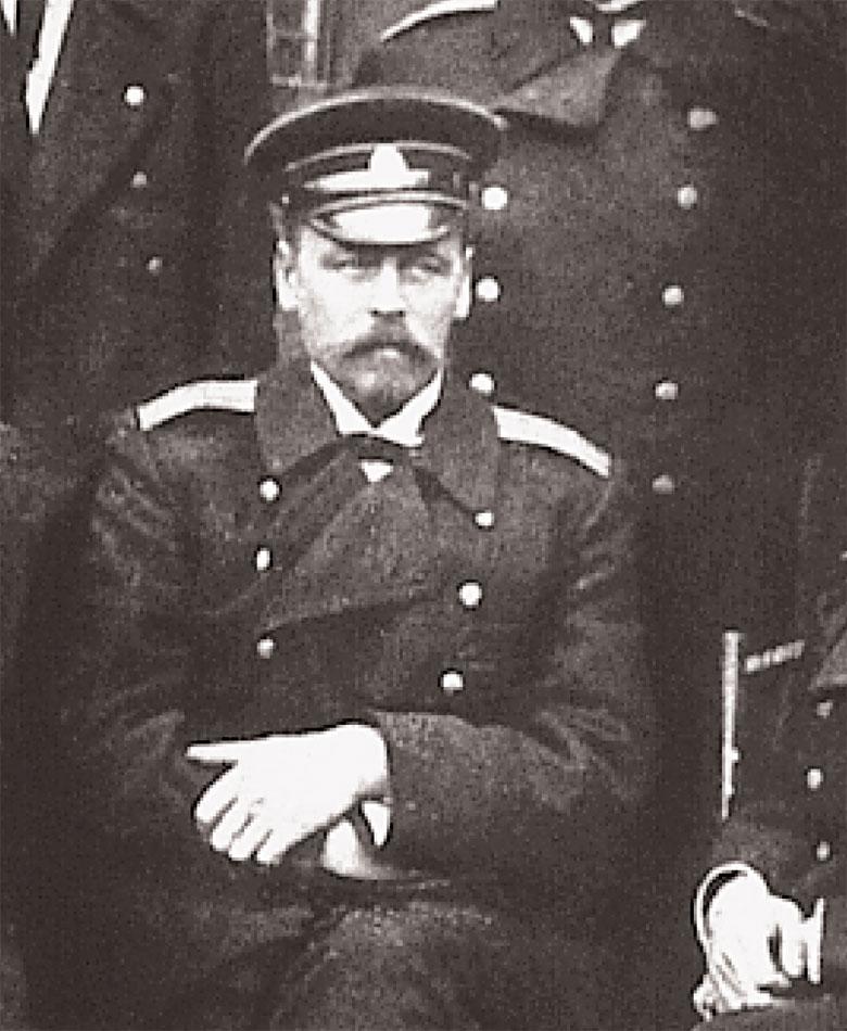 Ένας Ρώσος ναύαρχος… φαροφύλακας στην Ελαφόνησο και τα Αντικύθηρα