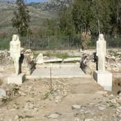 Ιερό των Αιγυπτίων Θεών: λύνεται το πρόβλημα των απορριμάτων στην περιοχή