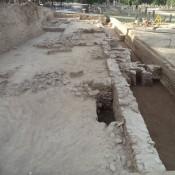 Αρχαία Ολυμπία: Βρέθηκε το πέρας του Γυμνασίου