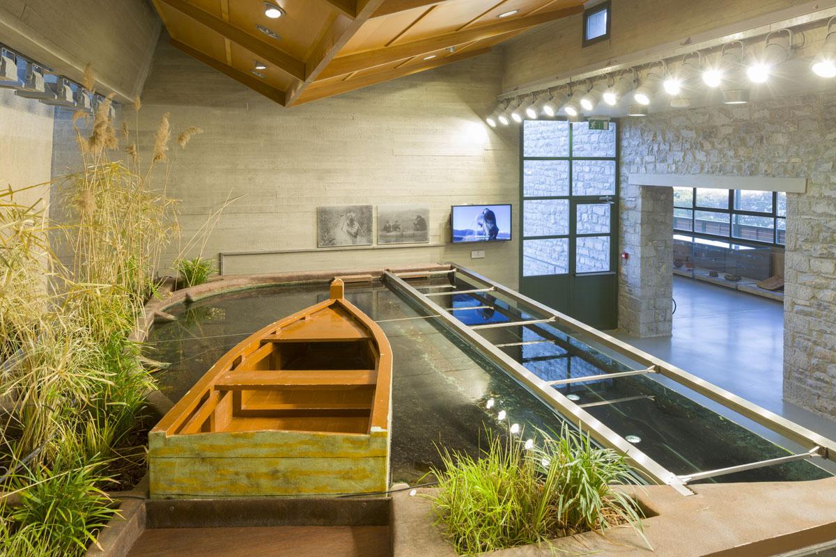 Λίμνη, Μουσείο Περιβάλλοντος Στυμφαλίας