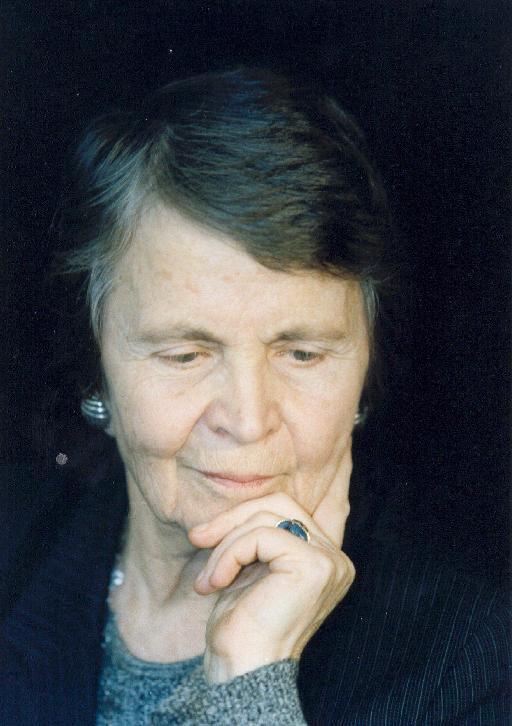 Ελένη Αρβελέρ, «σκεπτομένη».
