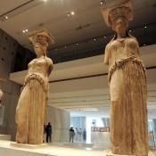 Οι πιο γνωστές «Καρυάτιδες» της αρχαιότητας