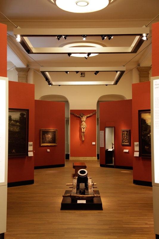 Εικ. 1. Γερμανικό Ιστορικό Μουσείο, Βερολίνο. Φωτ.: Αγγ. Ζουμπούλη.